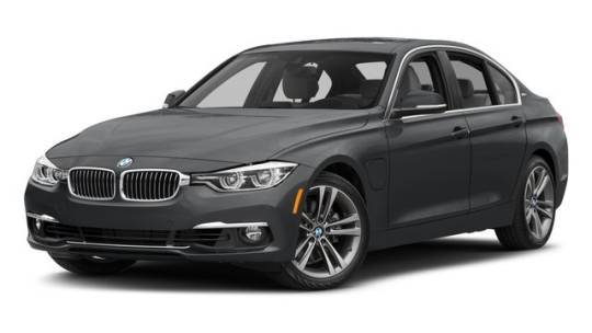 2018 BMW 3 Series WBA8E1C50JA178369