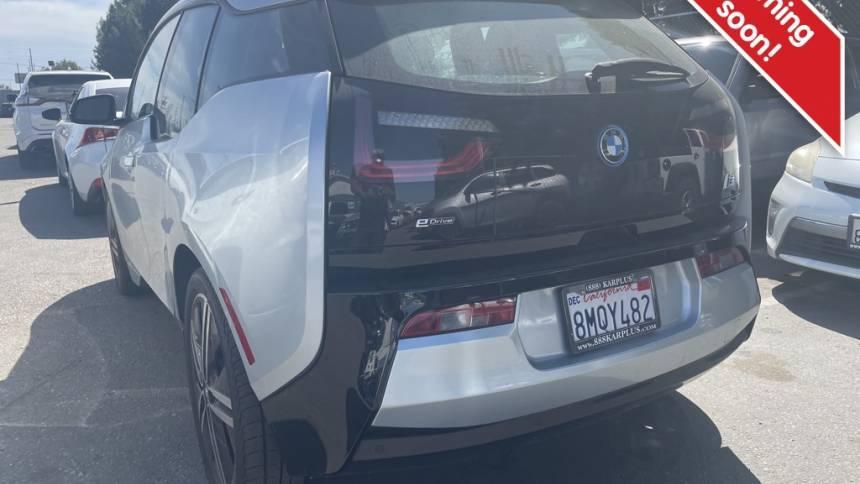 2014 BMW i3 WBY1Z2C56EV285017