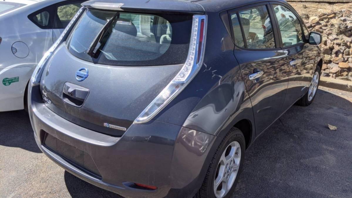 2013 Nissan LEAF 1N4AZ0CP0DC417101