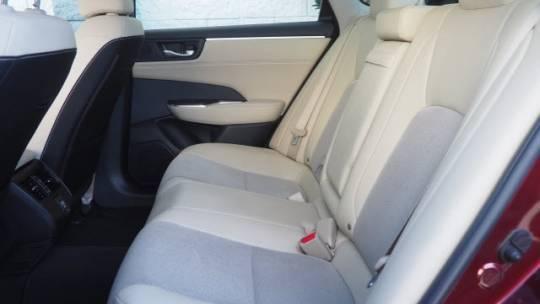 2018 Honda Clarity JHMZC5F12JC015125