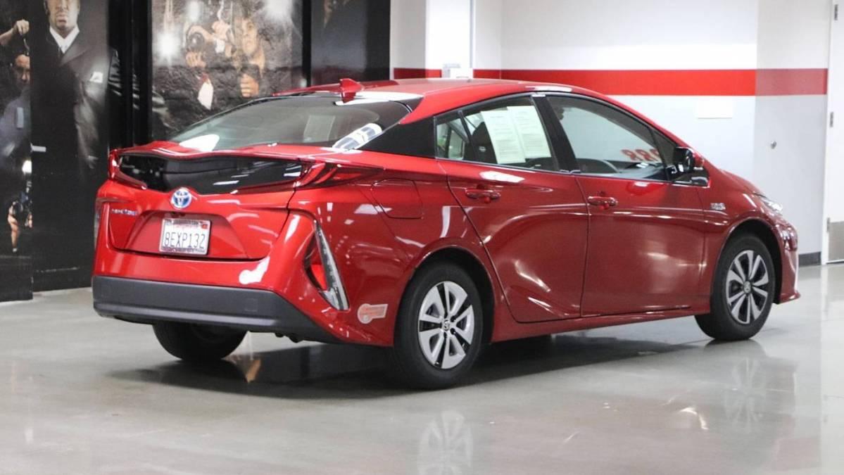 2018 Toyota Prius Prime JTDKARFP7J3081822