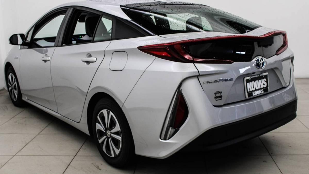 2018 Toyota Prius Prime JTDKARFP8J3097513
