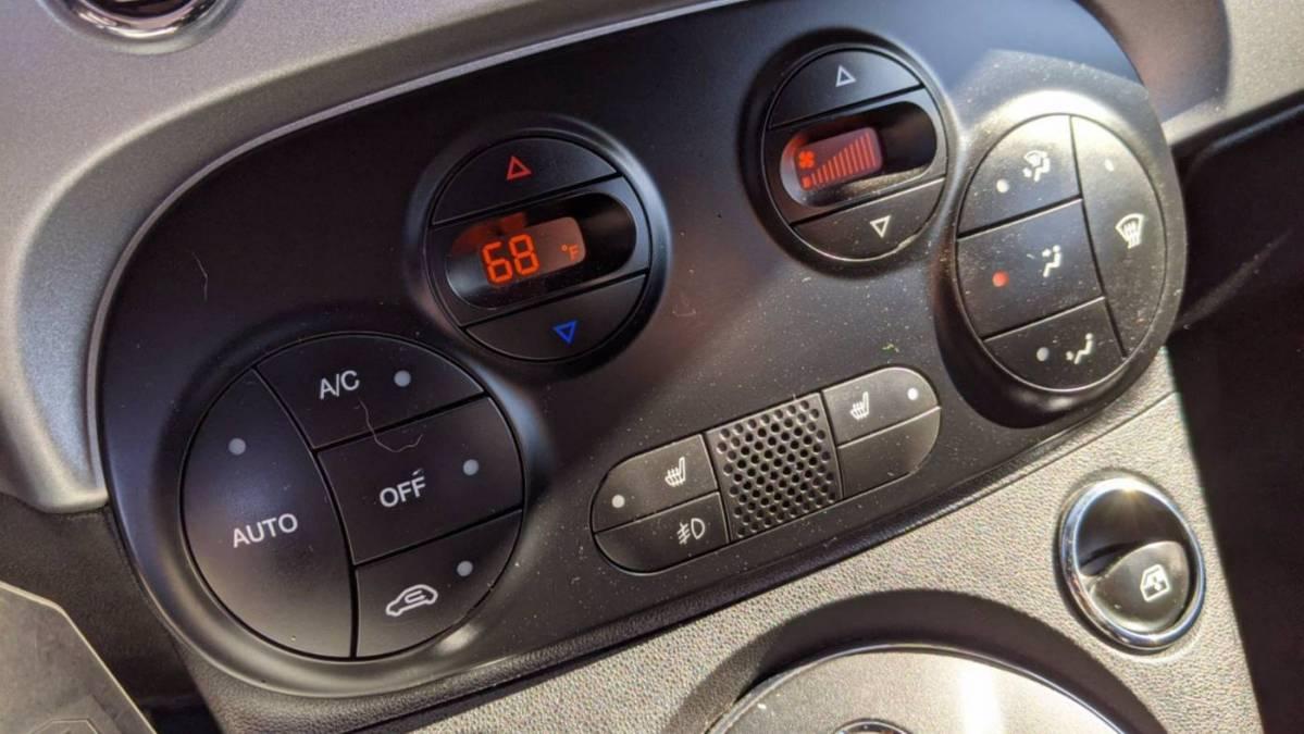 2015 Fiat 500e 3C3CFFGE8FT756658