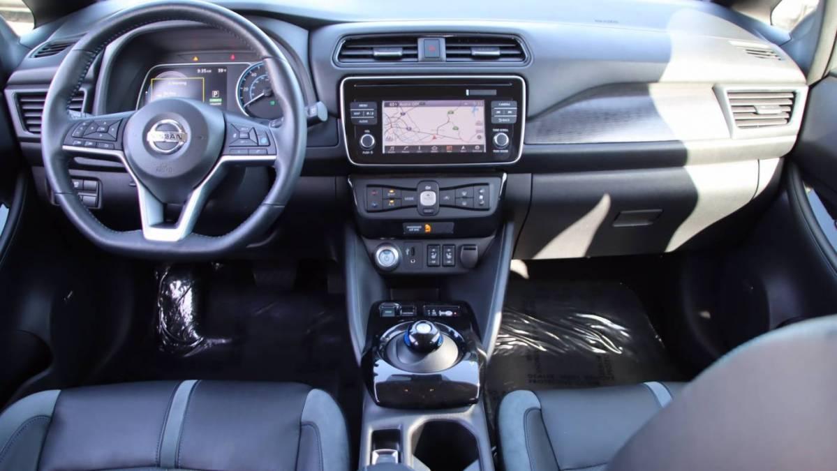 2018 Nissan LEAF 1N4AZ1CP3JC312196