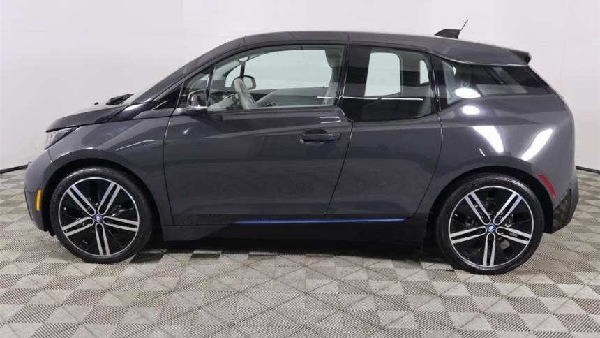 2015 BMW i3 WBY1Z4C50FV500694