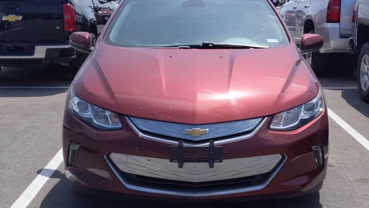 2016 Chevrolet VOLT 1G1RC6S54GU112631