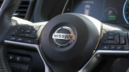 2018 Nissan LEAF 1N4AZ1CP6JC306960