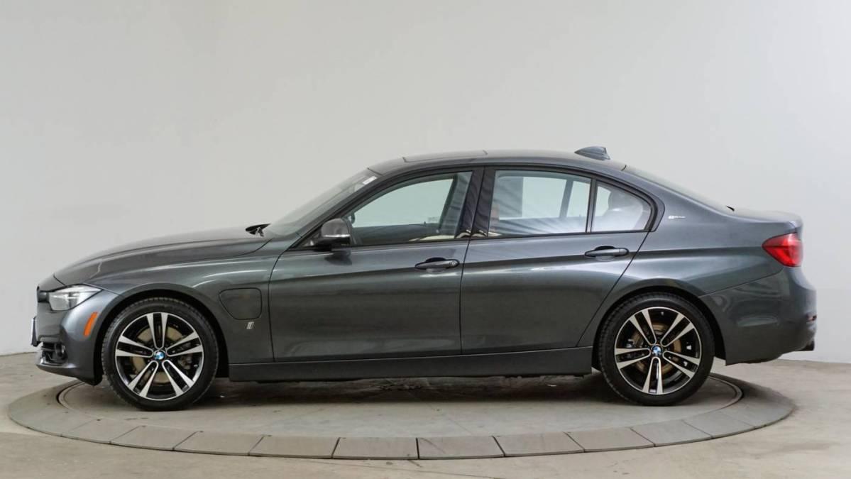 2018 BMW 3 Series WBA8E1C55JA755901