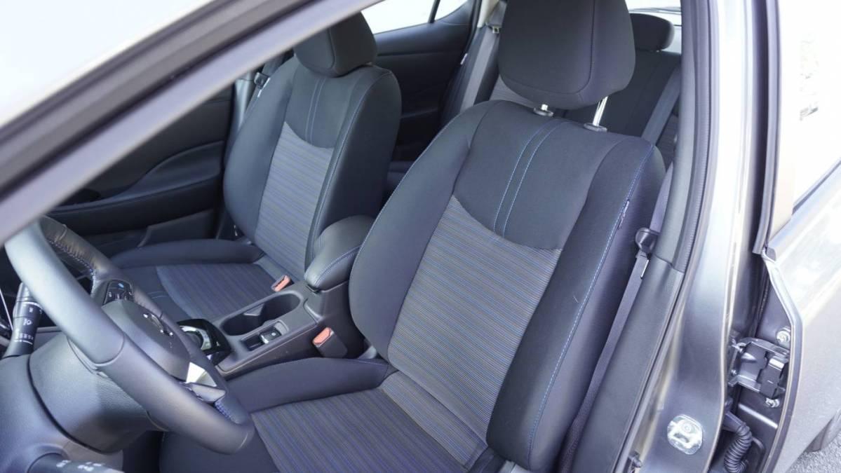 2020 Nissan LEAF 1N4AZ1CP8LC308339