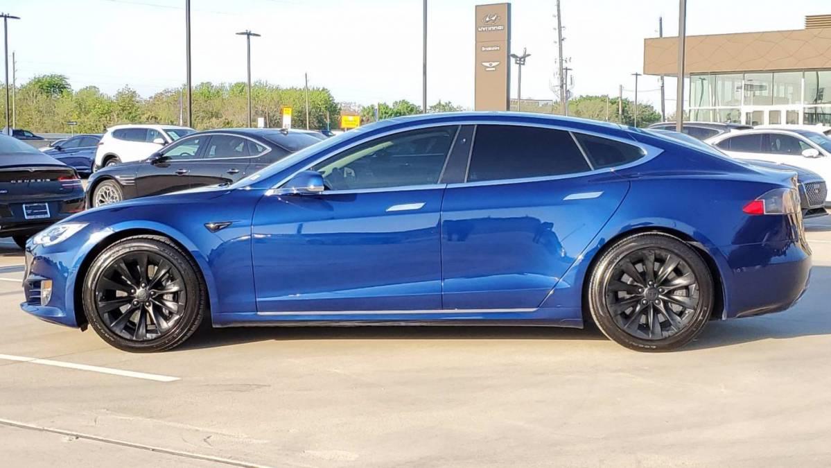 2017 Tesla Model S 5YJSA1E21HF232075