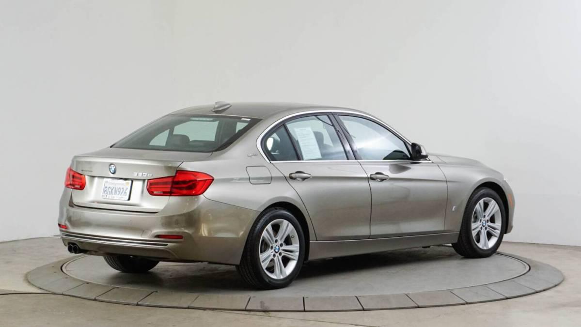 2018 BMW 3 Series WBA8E1C54JA758613