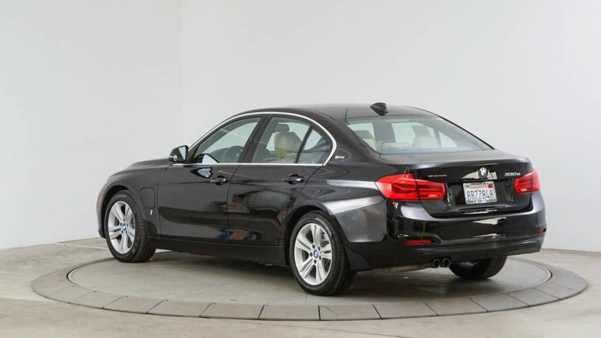 2018 BMW 3 Series WBA8E1C55JA178190
