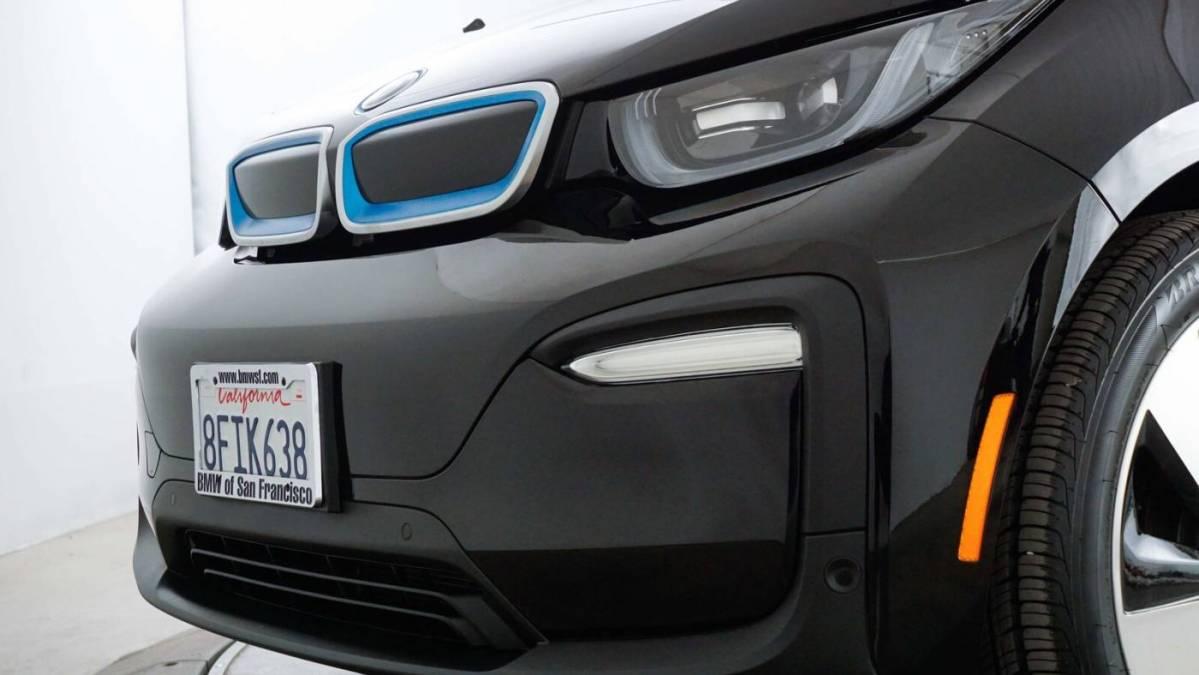 2018 BMW i3 WBY7Z4C59JVD96907