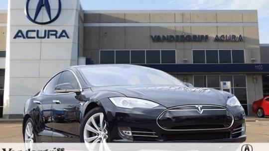 2014 Tesla Model S 5YJSA1H14EFP43374