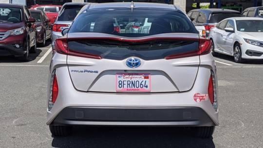 2018 Toyota Prius Prime JTDKARFP0J3081838