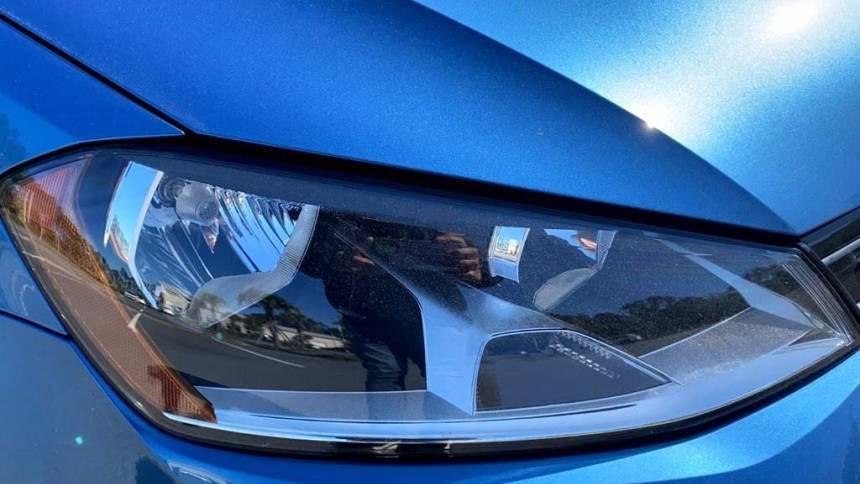 2016 Volkswagen e-Golf WVWKP7AU5GW913293