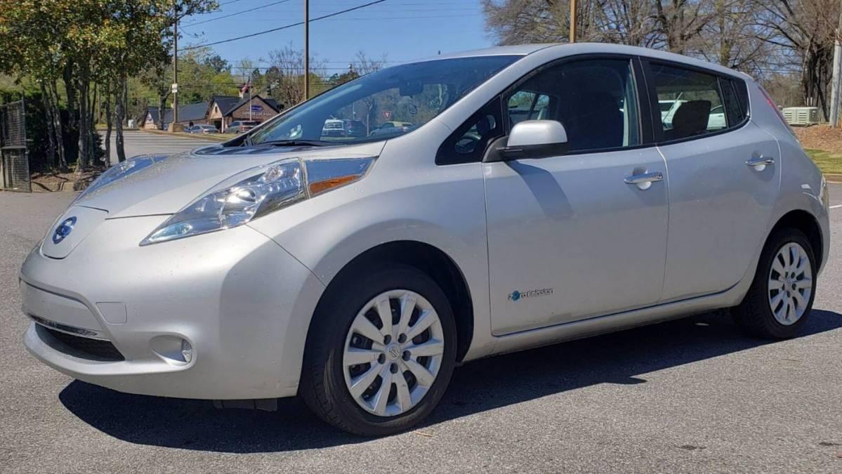 2015 Nissan LEAF 1N4AZ0CP6FC324361
