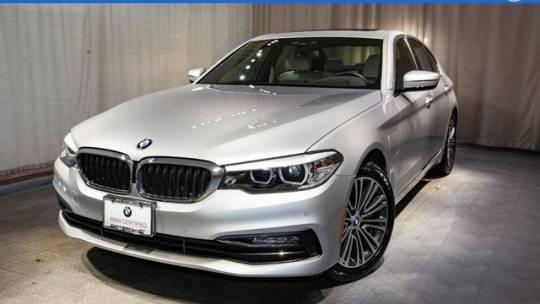 2018 BMW 5 Series WBAJB1C55JB085190