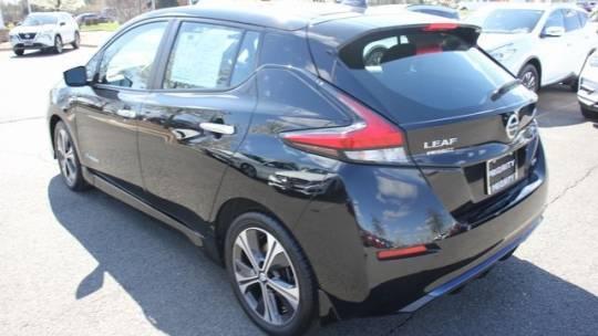 2018 Nissan LEAF 1N4AZ1CP7JC301038