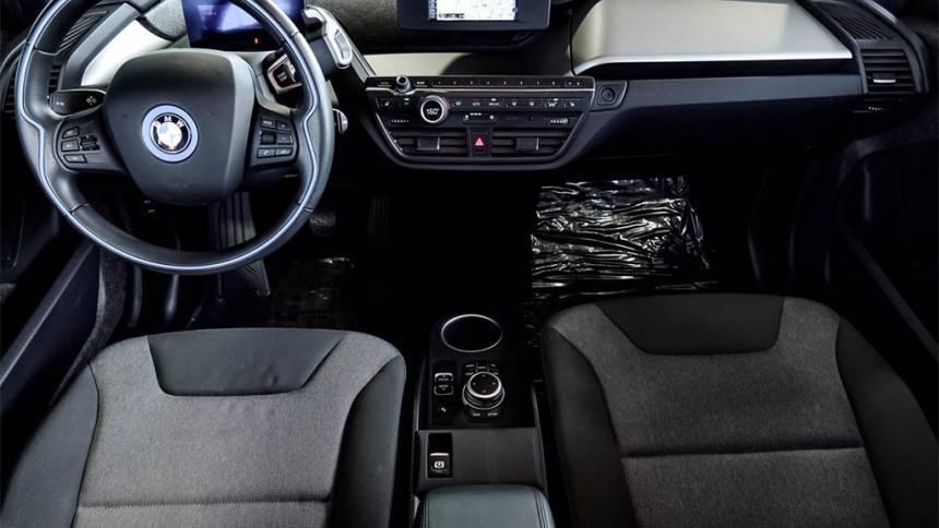2018 BMW i3 WBY7Z2C5XJVE65205
