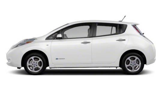 2011 Nissan LEAF JN1AZ0CP3BT006429