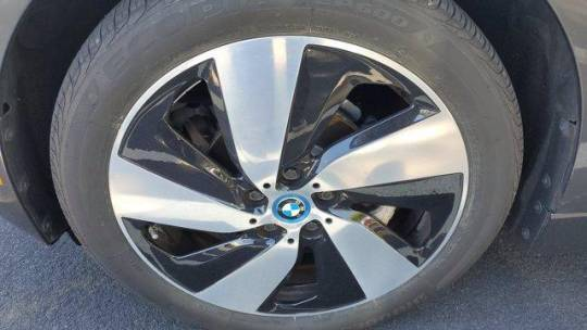 2018 BMW i3 WBY7Z4C55JVD96080