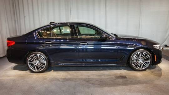 2018 BMW 5 Series WBAJB1C5XJB084794