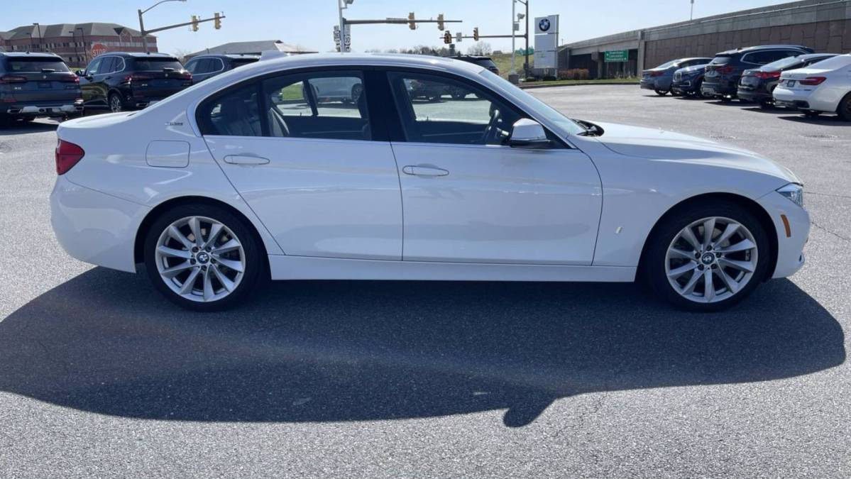 2018 BMW 3 Series WBA8E1C55JA178674