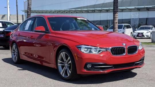 2018 BMW 3 Series WBA8E1C54JA177855