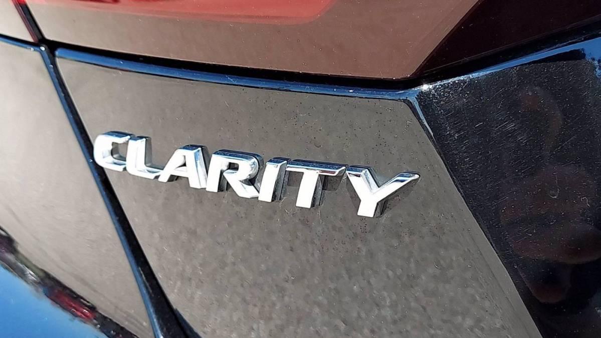 2018 Honda Clarity JHMZC5F15JC017354