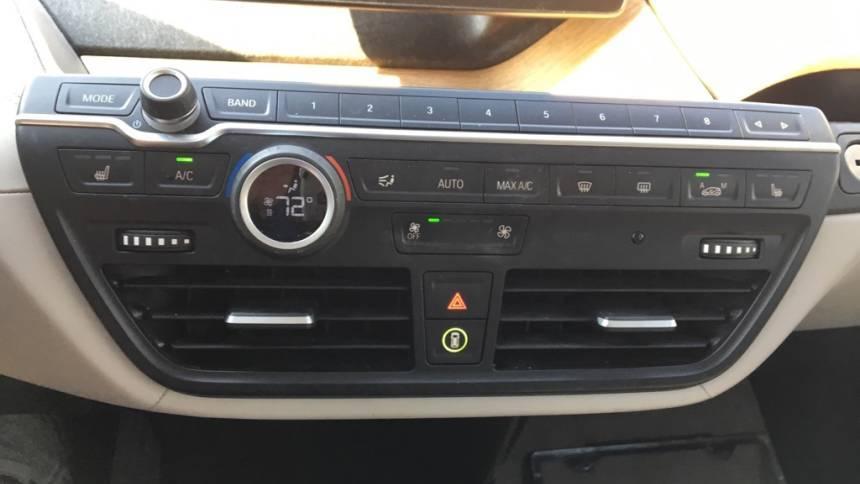 2014 BMW i3 WBY1Z4C55EV273887