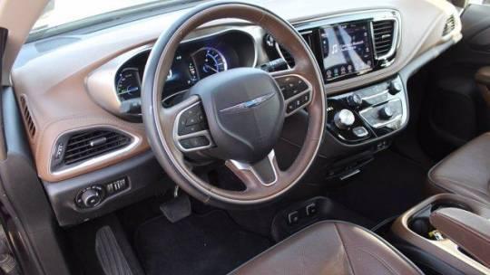 2018 Chrysler Pacifica Hybrid 2C4RC1N74JR213261