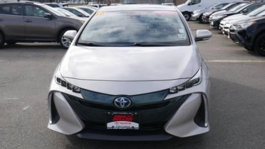 2018 Toyota Prius Prime JTDKARFP3J3076343
