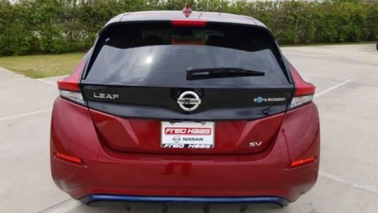 2020 Nissan LEAF 1N4AZ1CP9LC300511