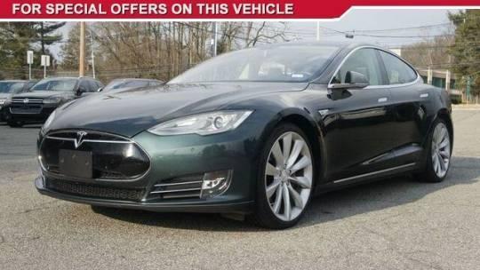2014 Tesla Model S 5YJSA1H11EFP38195