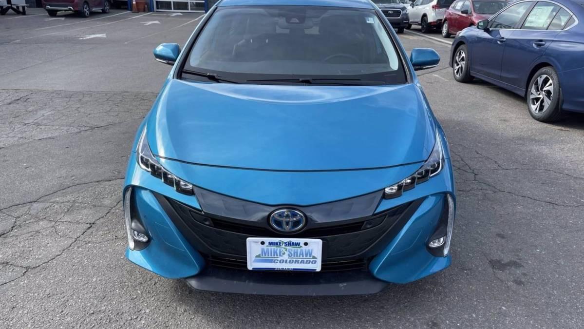 2020 Toyota Prius Prime JTDKARFP3L3155207