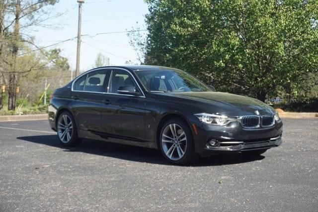 2018 BMW 3 Series WBA8E1C58JA756914