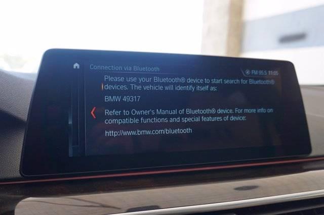 2018 BMW 5 Series WBAJA9C50JB249317