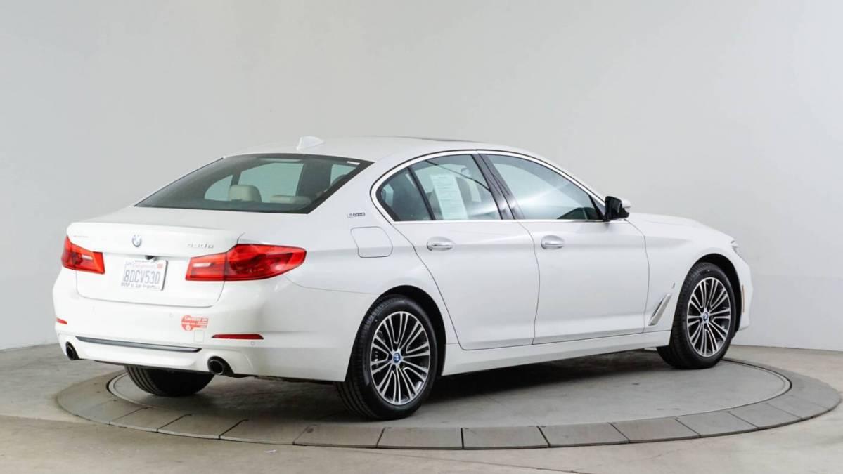 2018 BMW 5 Series WBAJA9C58JB249873