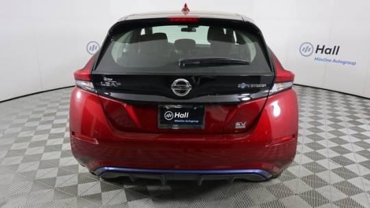 2020 Nissan LEAF 1N4BZ1CP7LC311849