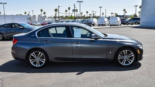 2018 BMW 3 Series WBA8E1C52JA171505