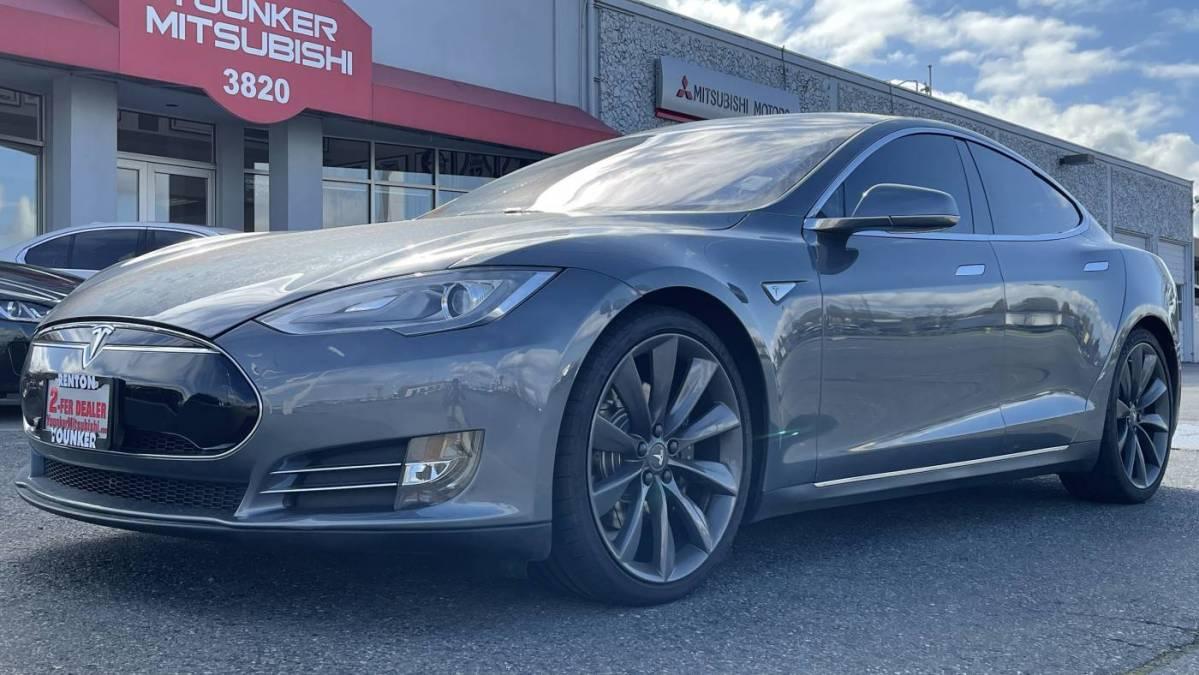 2013 Tesla Model S 5YJSA1CG9DFP07836