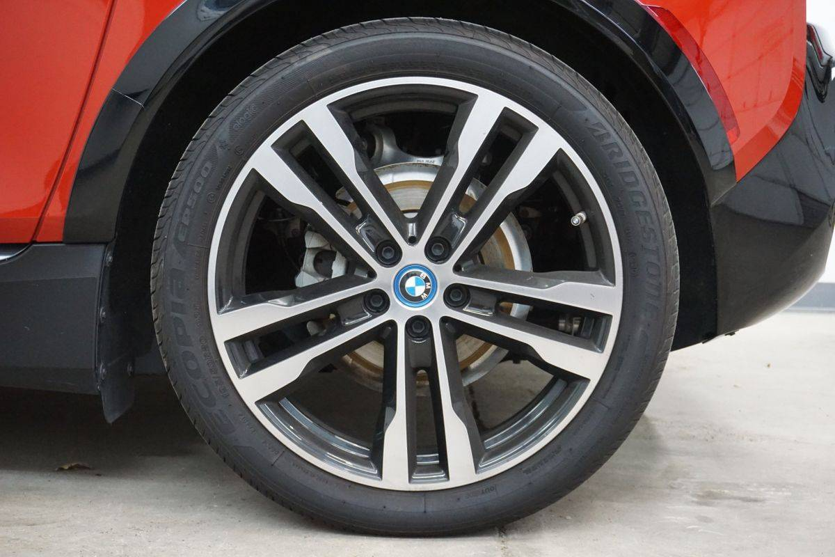 2018 BMW i3 WBY7Z8C55JVB86702