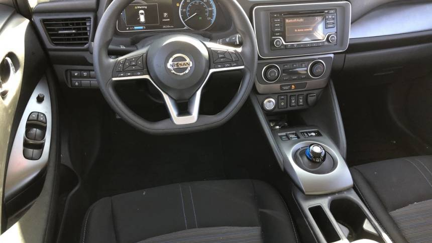 2019 Nissan LEAF 1N4AZ1CP9KC307036