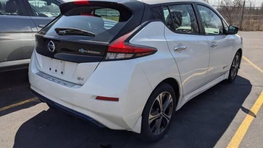 2019 Nissan LEAF 1N4AZ1CP5KC310810