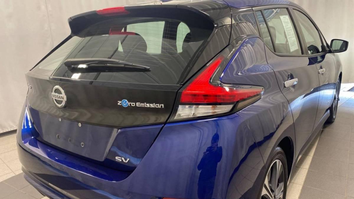 2019 Nissan LEAF 1N4AZ1CP4KC314654