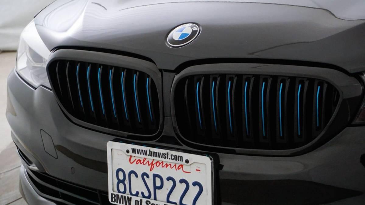 2018 BMW 5 Series WBAJA9C57JB249735