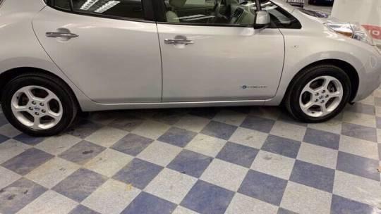 2012 Nissan LEAF JN1AZ0CP4CT016243