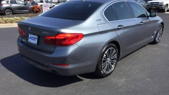 2019 BMW 5 Series WBAJB1C53KB376904