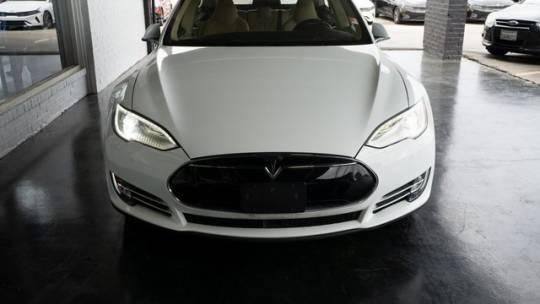 2014 Tesla Model S 5YJSA1S12EFP55709